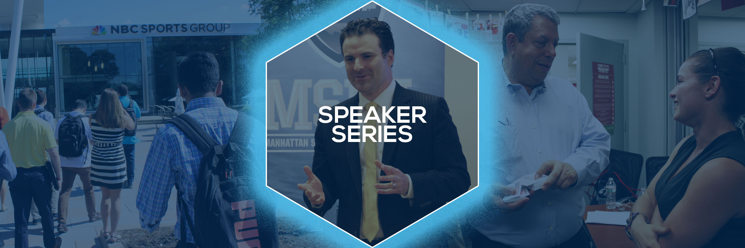 Speaker Series Msba Manhattan Sports Business Academy